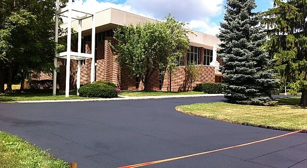 Commercial Driveway Sealing